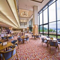 Отель Kyukamura Ohmi-Hachiman Омихатиман гостиничный бар