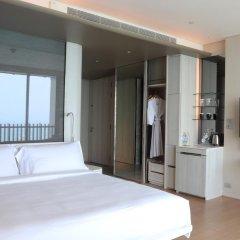 Отель Hilton Pattaya Таиланд, Паттайя - 9 отзывов об отеле, цены и фото номеров - забронировать отель Hilton Pattaya онлайн комната для гостей фото 3