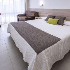 Отель Casablanca Playa Испания, Салоу - 1 отзыв об отеле, цены и фото номеров - забронировать отель Casablanca Playa онлайн сейф в номере