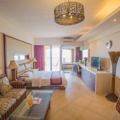 Отель Palmena Apartment - Sanya Китай, Санья - отзывы, цены и фото номеров - забронировать отель Palmena Apartment - Sanya онлайн комната для гостей фото 2