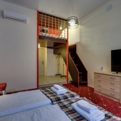 Гостиница The RED комната для гостей фото 5