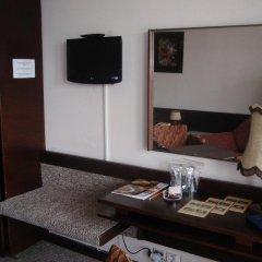 Hotel Merkur - Jablonec Nad Nisou Яблонец-над-Нисой сейф в номере
