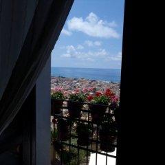 Отель Al Castello Амантея балкон