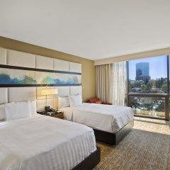 The LA Hotel Downtown комната для гостей