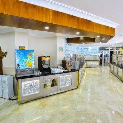 Отель Big Blue Suite Аланья питание фото 2