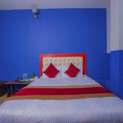 Отель OYO 266 Hotel Grand Stupa Непал, Катманду - отзывы, цены и фото номеров - забронировать отель OYO 266 Hotel Grand Stupa онлайн комната для гостей фото 3