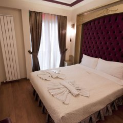 Hotel Evsen комната для гостей