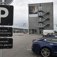 Aalborg Airport Hotel парковка