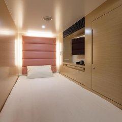 Отель Y's Cabin Yokohama Kannai интерьер отеля