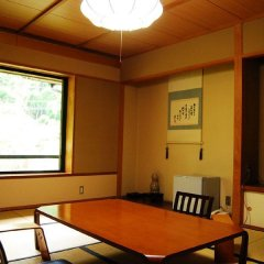 Отель Daimaru Ryokan Минамиогуни