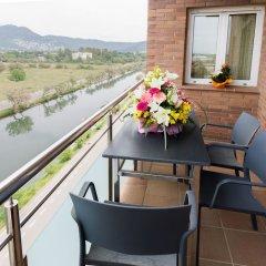 Отель InmoSantos Apartaments Daniel балкон