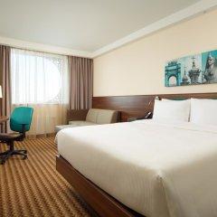 Отель Хэмптон бай Хилтон Санкт-Петербург Экспофорум комната для гостей фото 2