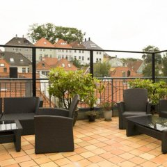 Comfort Hotel Holberg балкон