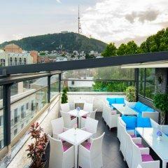 Отель River Side балкон