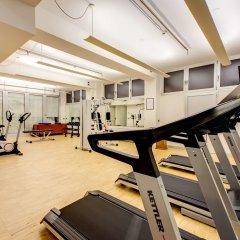 Galileo Hotel фитнесс-зал фото 2