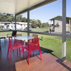 Отель Holiday Haven Burrill Lake Австралия, Сассекс-Инлет - отзывы, цены и фото номеров - забронировать отель Holiday Haven Burrill Lake онлайн