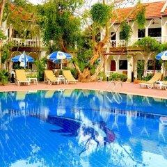 Отель Tropica Bungalow Resort с домашними животными