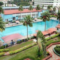 Lagos Airport Hotel бассейн