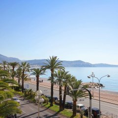 Отель Aparthotel Adagio Nice Promenade des Anglais пляж