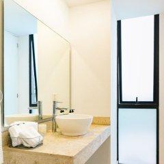 Отель Huge and Incredible 2BR 2BA Apt. in the Heart of La Condesa Мехико ванная