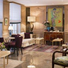 Hotel Balmoral - Champs Elysees Париж интерьер отеля фото 2