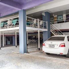 Отель Sawasdee Sabai Паттайя парковка