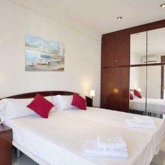 Отель Family Barcelona Apartments Испания, Барселона - отзывы, цены и фото номеров - забронировать отель Family Barcelona Apartments онлайн комната для гостей фото 3