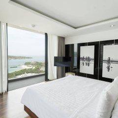 Отель Acqua Villa Nha Trang Вьетнам, Нячанг - отзывы, цены и фото номеров - забронировать отель Acqua Villa Nha Trang онлайн комната для гостей