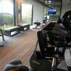 Hotel Le Littre фитнесс-зал фото 2