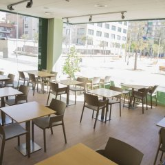 Отель Aura Park Fira Barcelona питание