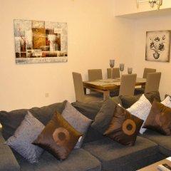 Отель Vacation Bay Jumeirah Beach Residence Bahar 4 комната для гостей