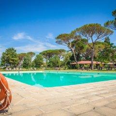 Отель Tenuta La Fratta Синалунга бассейн фото 2