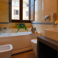 Отель Atlante Star Hotel Италия, Рим - 1 отзыв об отеле, цены и фото номеров - забронировать отель Atlante Star Hotel онлайн ванная фото 2