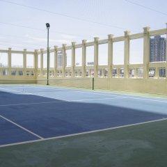 Отель Jasmine City Бангкок спортивное сооружение