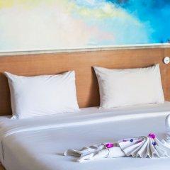 B2 Sea View Pattaya Boutique & Budget Hotel комната для гостей фото 4