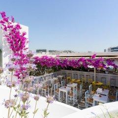 Отель Airotel Alexandros Афины балкон