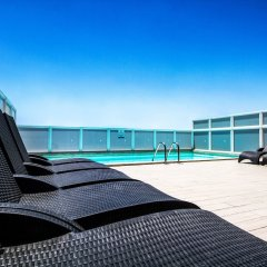 Отель Blubay Suites Мальта, Гзира - отзывы, цены и фото номеров - забронировать отель Blubay Suites онлайн бассейн фото 2