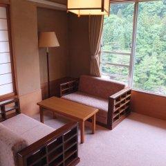 Отель Hananoyado Matsuya Никко балкон