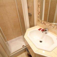 Отель Hôtel Du Centre ванная фото 2