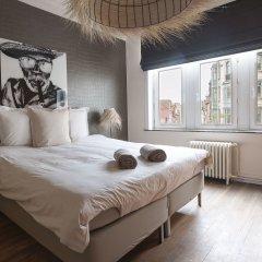 Отель Smartflats City - Manneken Pis Брюссель комната для гостей