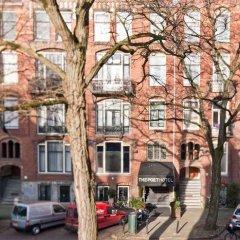 Отель Max Brown Hotel Museum Square Нидерланды, Амстердам - 3 отзыва об отеле, цены и фото номеров - забронировать отель Max Brown Hotel Museum Square онлайн парковка