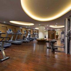 Отель Angsana Xian Lintong фитнесс-зал