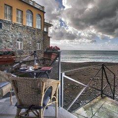 Hotel La Camogliese Камогли пляж