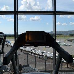 Отель Clarion Bergen Airport Берген фитнесс-зал фото 2