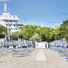 Hotel Bikini пляж