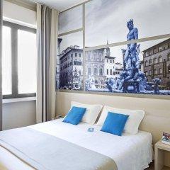 B&B Hotel Firenze Novoli комната для гостей