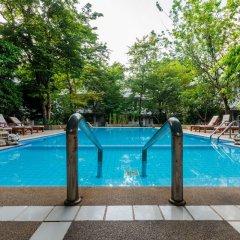 Отель Royal River Park Бангкок бассейн фото 2