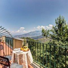 Grand Hotel Hermitage & Villa Romita балкон
