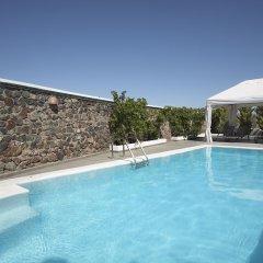 Отель Meli Meli Греция, Остров Санторини - отзывы, цены и фото номеров - забронировать отель Meli Meli онлайн бассейн фото 3