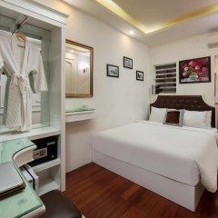 Отель Trang Trang Premium Hotel Вьетнам, Ханой - отзывы, цены и фото номеров - забронировать отель Trang Trang Premium Hotel онлайн сейф в номере